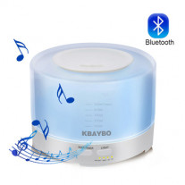 500ml Ultrasonic Air Aroma Humidifier Electric Aromatherapy