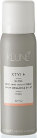 Keune Блеск-Спрей Style Brilliant Gloss Spray Бриллиантовый