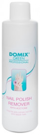 Domix средство Nail Polish Remover With Aceton