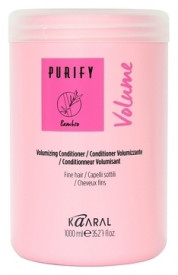 Kaaral кондиционер Purify - Volume Conditioner для тонких